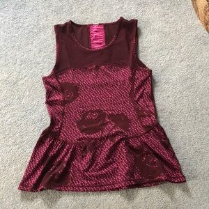 American Eagle Cute Exercise Top